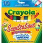 Crayola CRAYOLA 10 CRAYONS SCENTSATIONS