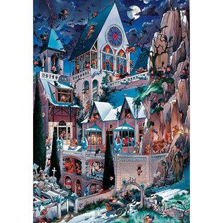 Heye PZ2000 Castle of Horror, Loup
