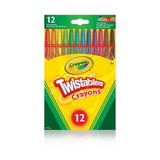 Crayola 12 Crayons Twistables