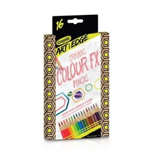 Crayola 16 Crayons ColorFX