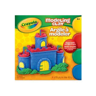 Crayola Argile a modeler 4 couleurs