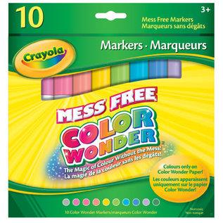 Crayola CRAYOLA 10 COLORWONDER 2420