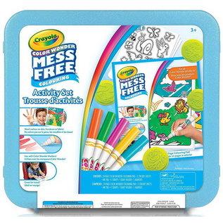 Crayola Trousse d'activités Color wonder