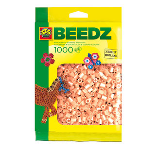SES Beads 1000 pieces skin colour