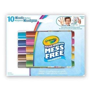 Crayola Mini Marqueurs Classique Color Wonder