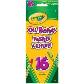 Crayola 16 Pastel à l'huile