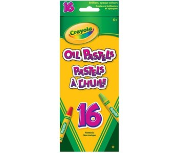 16 Pastel à l'huile