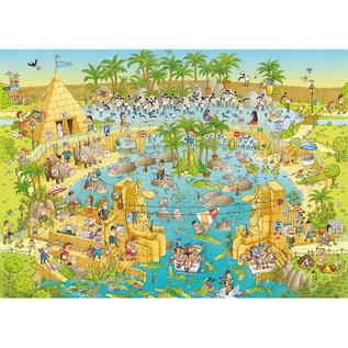 Heye PZ1000 Nile Habitat, Funky Zoo