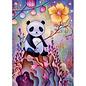 Heye PZ1000 Panda Naps, Dreaming