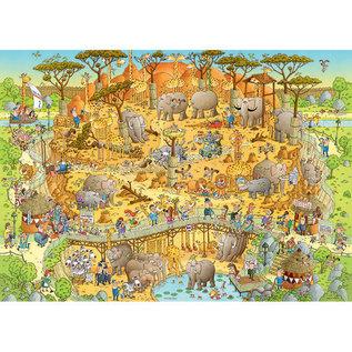 Heye PZ1000 African Habitat, Funky Zoo