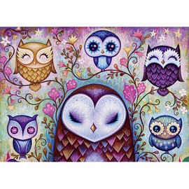 Heye PZ1000 Great Big Owl, Dreaming