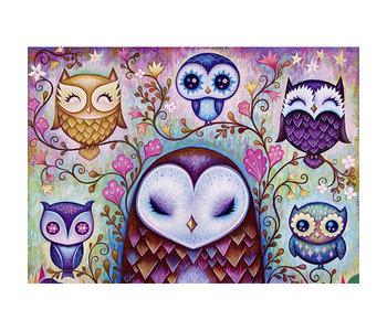 PZ1000 Great Big Owl, Dreaming