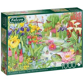 Falcon PZ1000 THe Flower Show: Water Garden