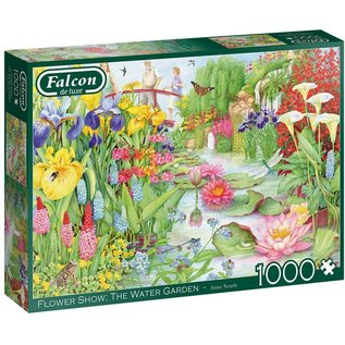 Falcon PZ1000 THe Flower Show: Water Garden