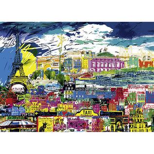 Heye PZ1000 I LOVE PARIS, CITY LIFE