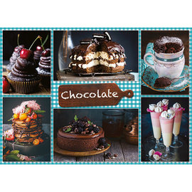 Jumbo PZ1000 Chocolate (+recipes)