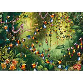 Piatnik PZ1000 Ribambelle de toucans