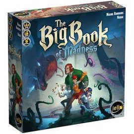 iello Big book of madness (FR)