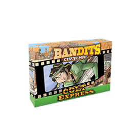 Ludonaute Bandits - Cheyenne