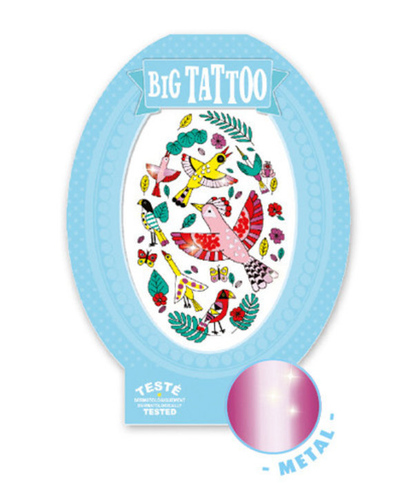 Big tattoo - Bridy