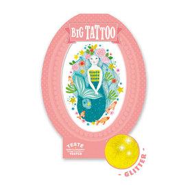 DJECO Big tattoo - Aqua blue