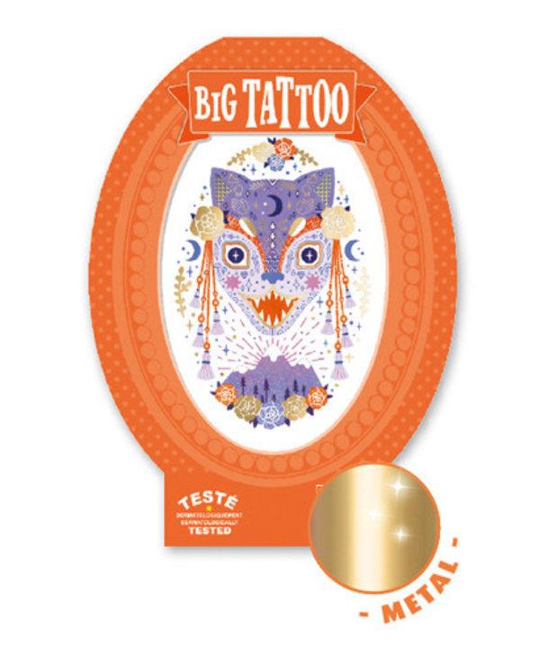 Big tattoo - Mystic beast