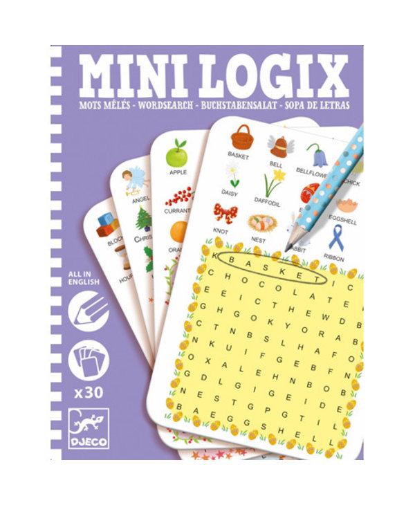 Mini logix Wordsearch