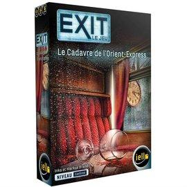 iello Exit: Le cadavre de l'orient express (FR)