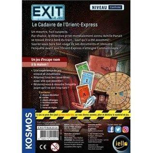 iello Exit: Le cadavre de l'orient express