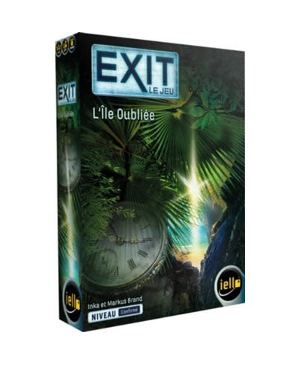 Exit: L'ile oubliee