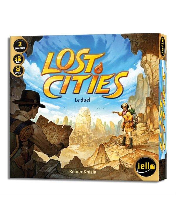 Lost Cities - Le Duel (FR)