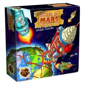 Intrafin games Ticket to mars (Multiling.)