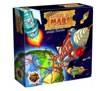 Ticket to mars (Multiling.)