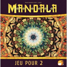 Fun Forge MANDALA - Jeu pour 2