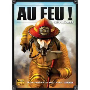 Kikigagne? Au Feu! 911 Pompiers