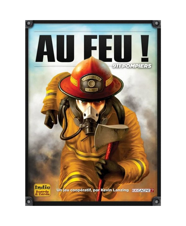 Flash Point: Fire Rescue (FR)