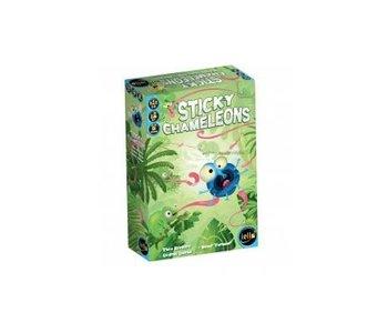 Sticky Chameleons (FR)