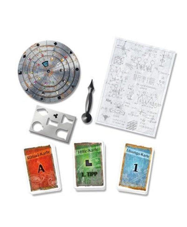 Exit le jeu - Le laboratoire secret