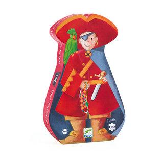 DJECO PZ36 Pirate & son Tresor