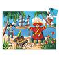 DJECO PZ36 Pirate & his treasure