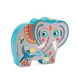 DJECO PZ24 Elephant d'Asie
