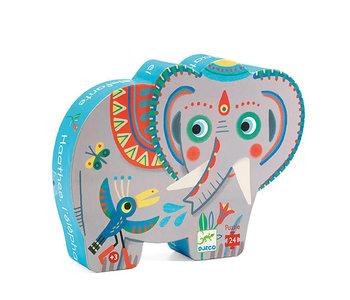 PZ24 Asian Elephant