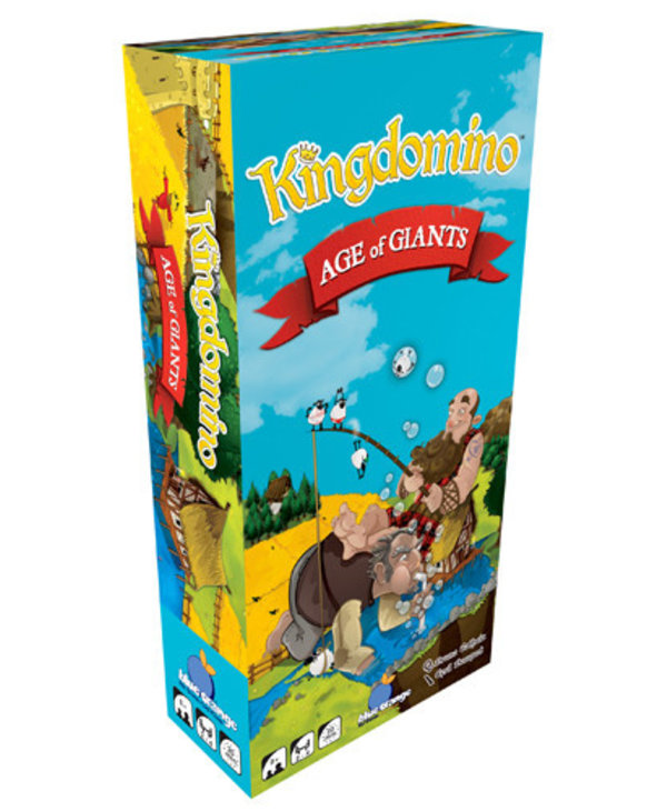 Kingdomino - Age des geants