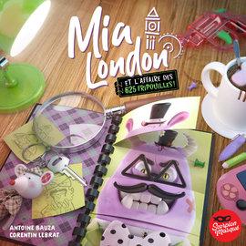 Scorpion Masqué Mia London et l'affaire des 625 fripouilles