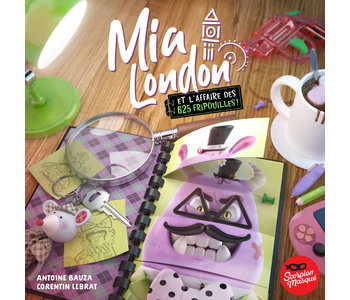 Mia London and the 625 scoundrels (FR)