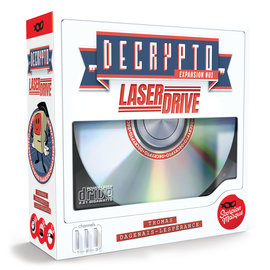 Scorpion Masqué Decrypto ext - Laser drive (FR)