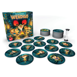 Scorpion Masqué La legende du Wendigo