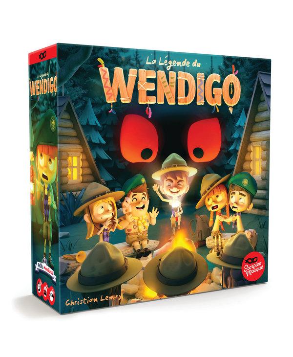 La legende du Wendigo