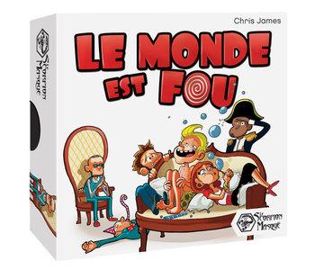 LE MONDE EST FOU (FR)
