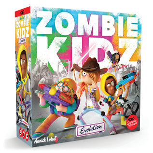 Scorpion Masqué Zombie kidz Evolution